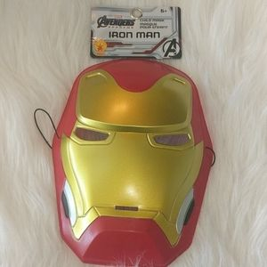 Marvel Avengers Iron Man Child Mask